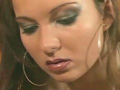 Sweet exotic tranny enjoys oral sex